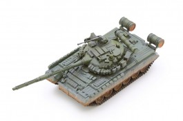 Tanque Russian Main Battle Tank T-80 BV ZVEZDA