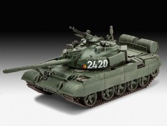 Tanque T-55 AM / AM2B                           03306 REVELL ALEMA
