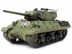 Tanque U.S. Tank Destroyer M10 (Mid Production) TAMIYA