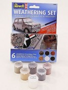 Weathering Set - 6 Pigments              39066 REVELL ALEMA