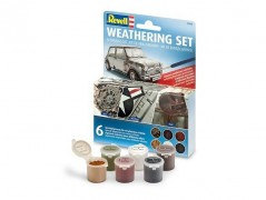Weathering Set - 6 Pigments                           39066 - REVELL ALEMA